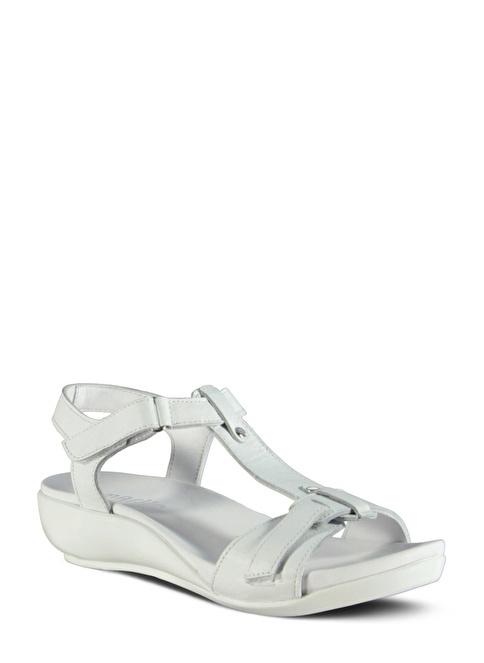 Marjin  Sandalet Beyaz